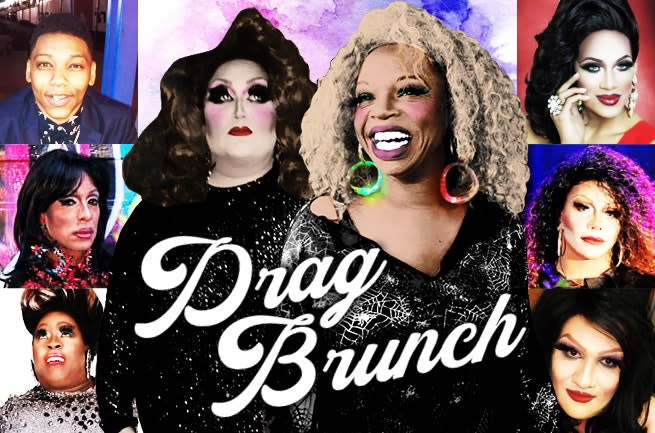 Drag Brunch - Presented by Annapolis Pride