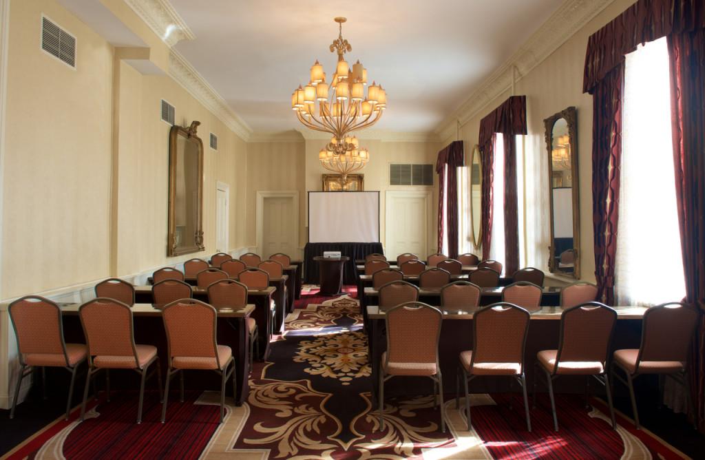 Duke of Gloucester - Meeting Room Set Up