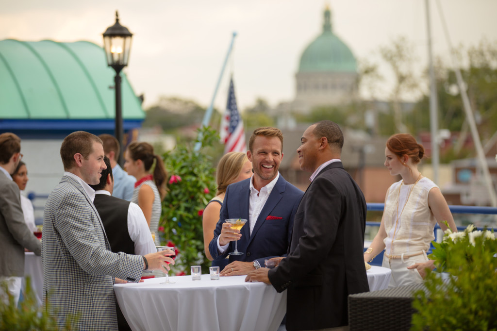 Waterfront Special Events at Annapolis Waterfront Hotel