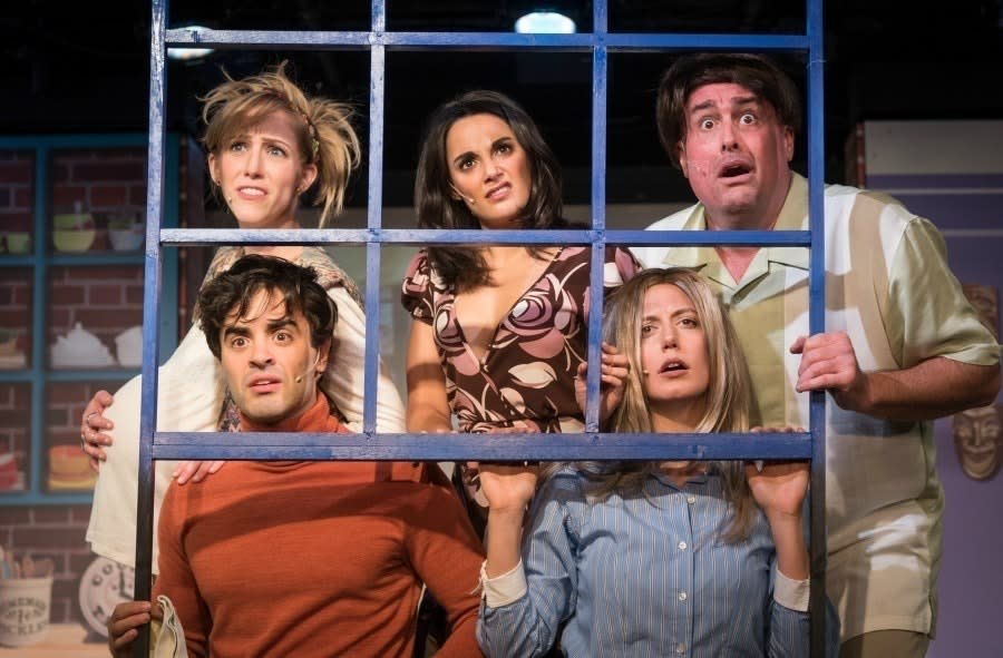 FRIENDS! The Musical Parody *All Ages Matinee*