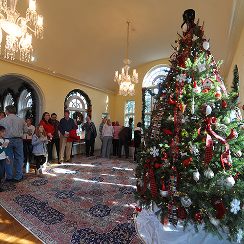 Governor Larry Hogan's Holiday Open House