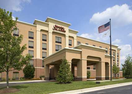 Hampton Inn and Suites Arundel Mills - Baltimore Hotel Exterior