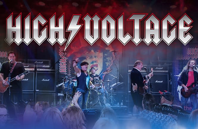 High Voltage: The Nation's Premier AC/DC Tribute Show