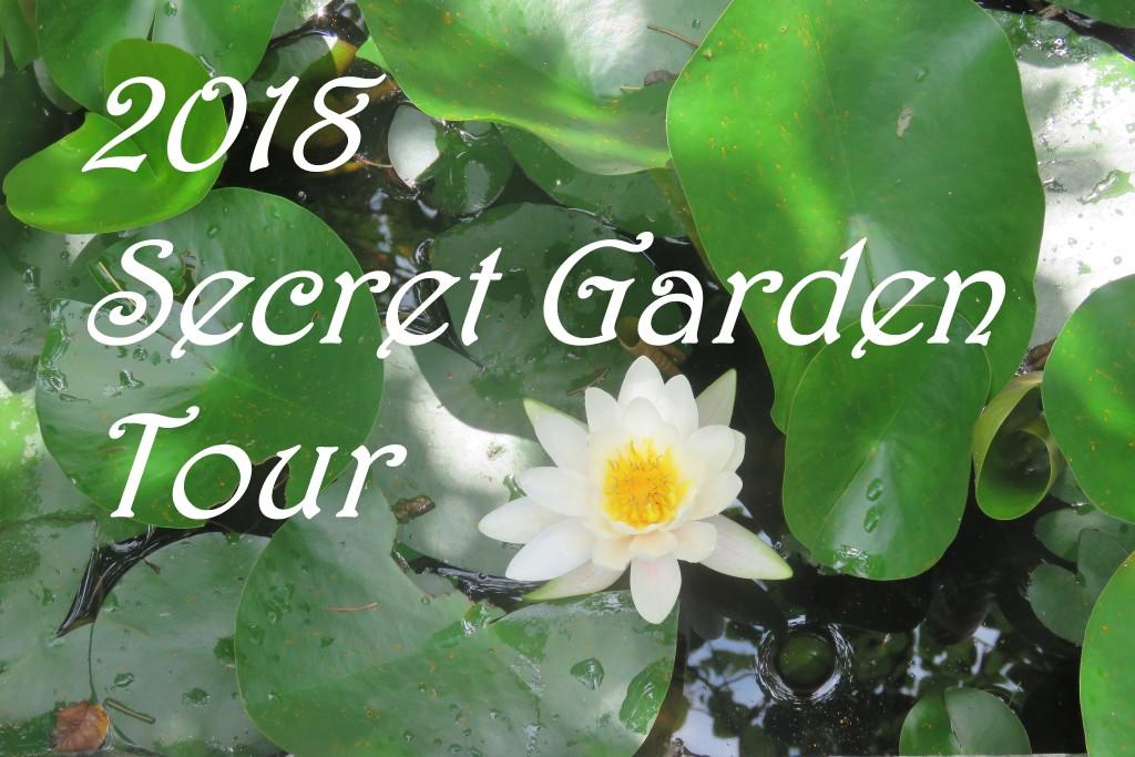 2018 Secret Garden Tour