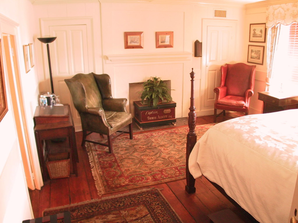 Jefferson Suite Bedroom