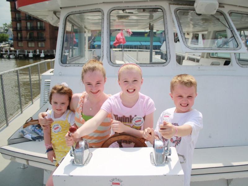 Kids Cruise Free on Mondays