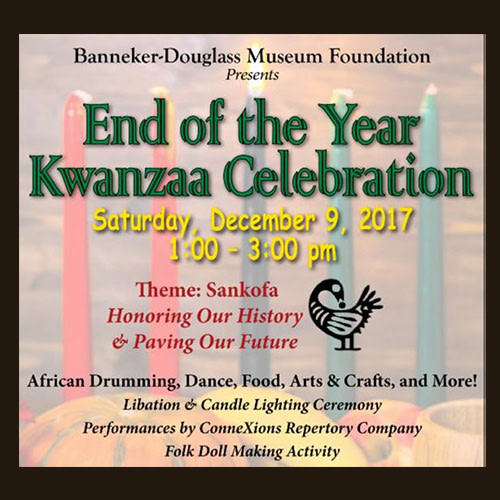 End of the Year Kwanzza Celebration
