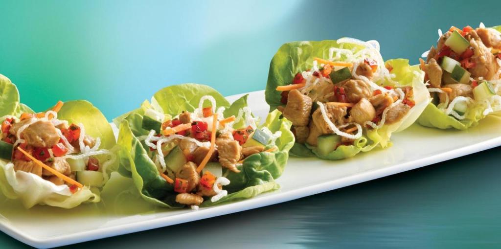 Lettuce Wraps - Happy Hour
