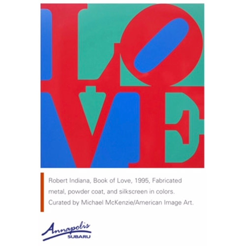 Robert Indiana: Love and Hope Opening Reception