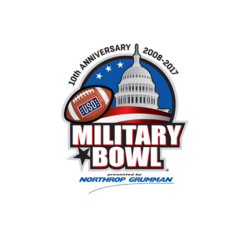 2017 Military Bowl presented by Northrop Grumman