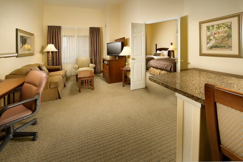 One Room Suite