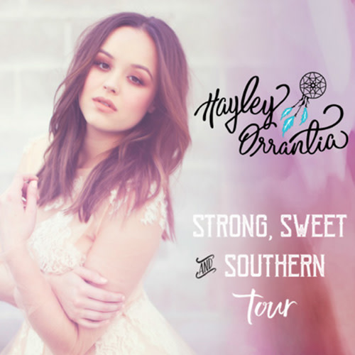 Hayley Orrantia *All Ages Matinee*