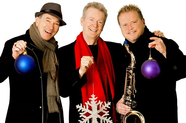 Peter White's Christmas feat. Rick Braun & Euge Groove (9:30pm Show)