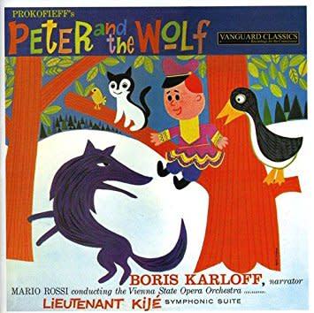 Mr. Paca's Backyard PreSchool Program - Peter and the Wolf