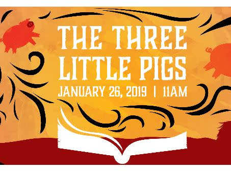 The Three Little Pigs: A Children's Opera