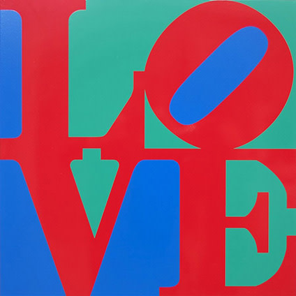 Robert Indiana: Love and Hope