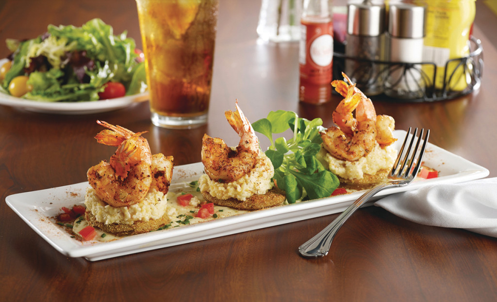 Get Your Grits On - Shrimp 'N Grits