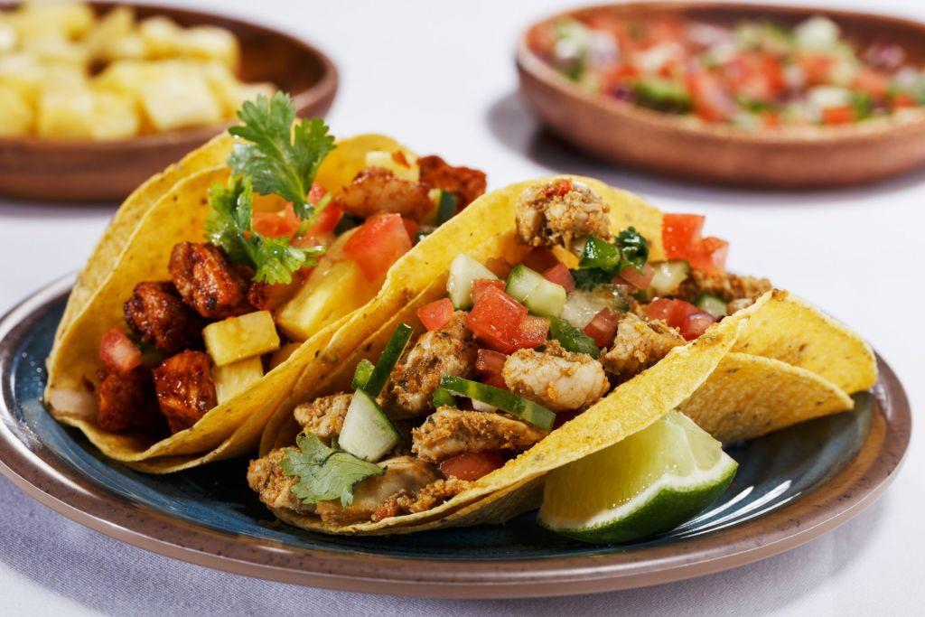 Street Tacos at En Vivo!