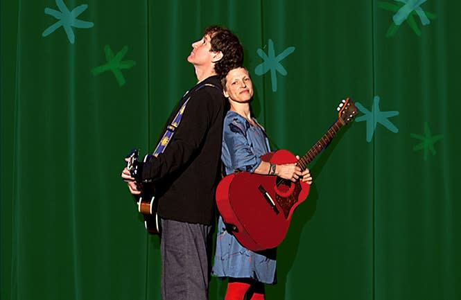 The Weepies: Holiday Acoustic Duo Tour