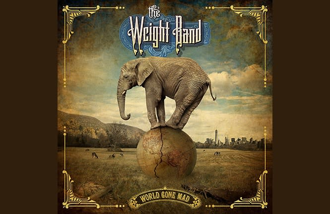 THE WEIGHT BAND feat. Members of The Band, Levon Helm Band & Rick Danko Group