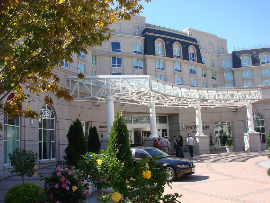 Westin Hotel Annapolis