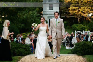 William Paca House and Gardens - Wedding