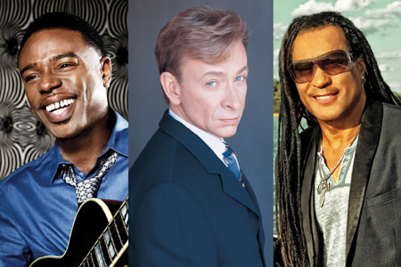 Norman Brown's Joyous Christmas with Bobby Caldwell & Marion Meadows 9:30 PM Show