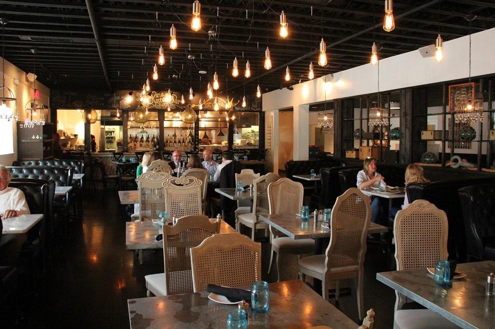 Blackwall Hitch Dining Room