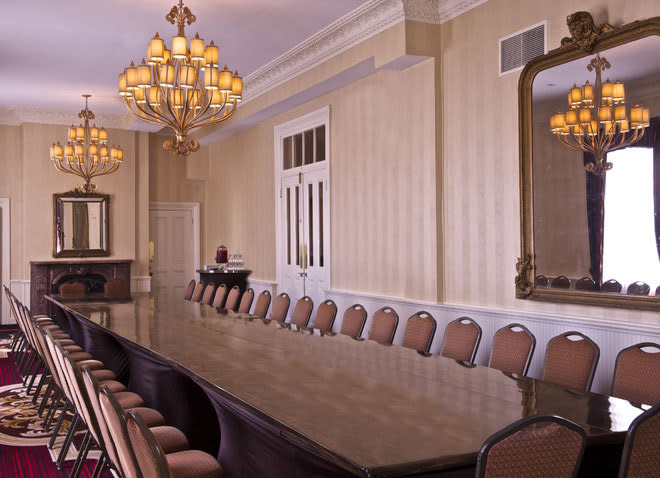Historic Inns of Annapolis Boardroom