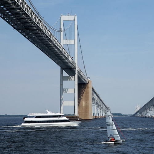 Chesapeake Bay Bridges Cruise
