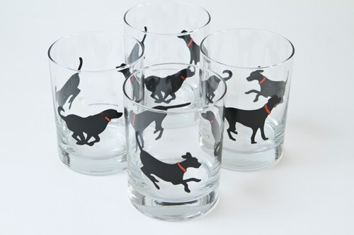 Black Lab Glasses