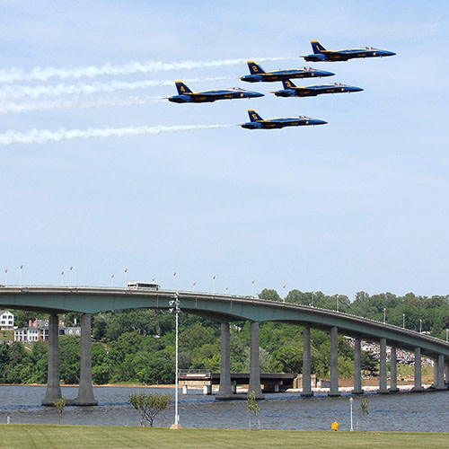 Blue Angels Show Cruise - SOLD OUT