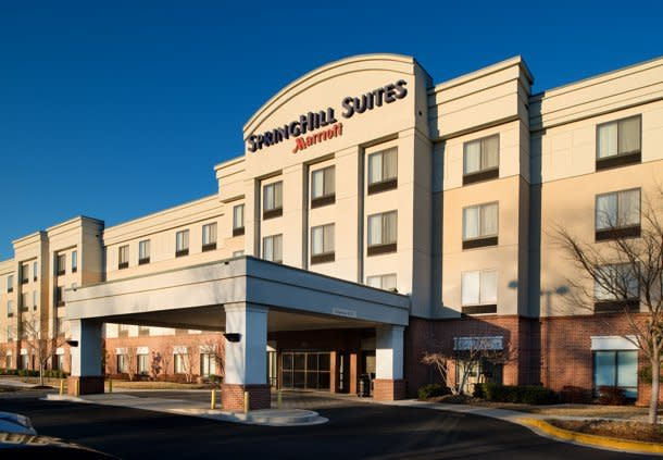 SpringHill Suites Annapolis Welcomes You