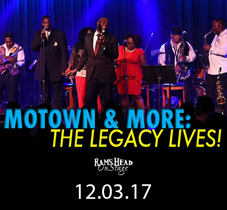 Motown & More: A Holiday Celebration