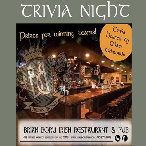Pub Trivia Night at Brian Boru