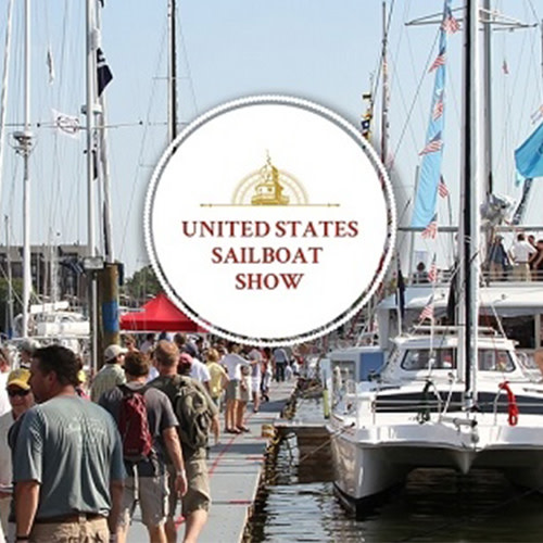 United States Sailboat Show 2018