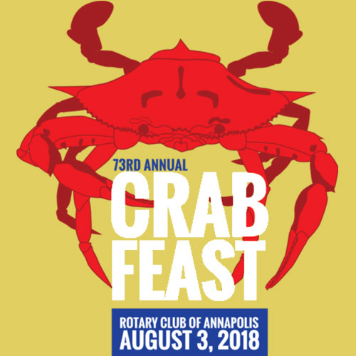 73rd Annual Rotary Club of Annapolis Crab Feast