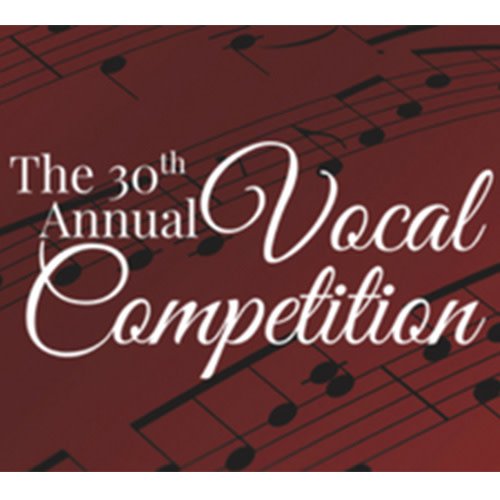 Annapolis Opera's 30th Annual Vocal Competition