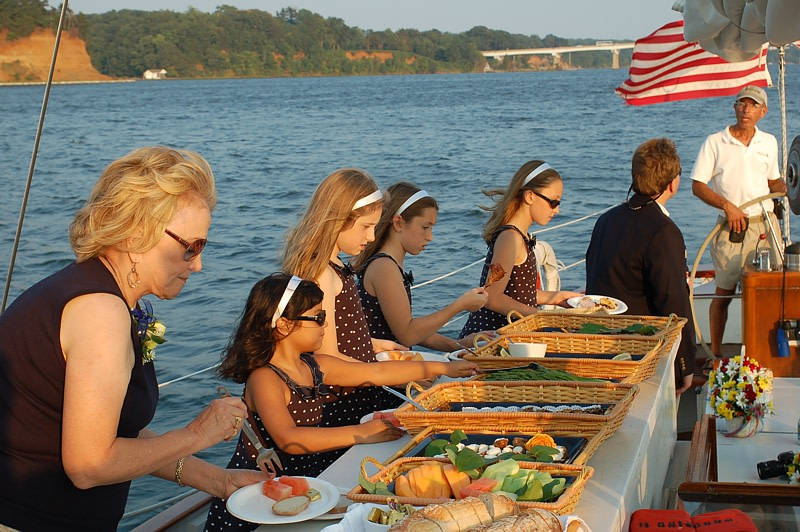 Great Dining Options aboard the Woodwinds