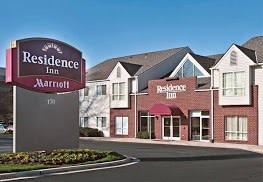Residence Inn Entry