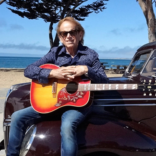 Al Jardine: A Postcard From California From the Very First Song with a Founding Member of the Beach Boys