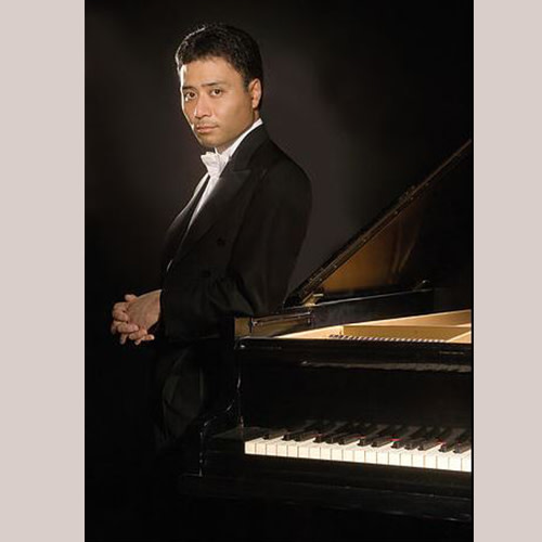 Jon Nakamatsu, pianist, with the Annapolis Symphony Orchestra