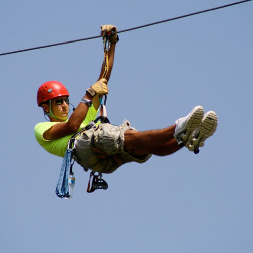 Fearless Fathers Day - Zip Lining