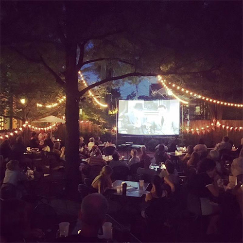 Free Outdoor Movie Screenings
