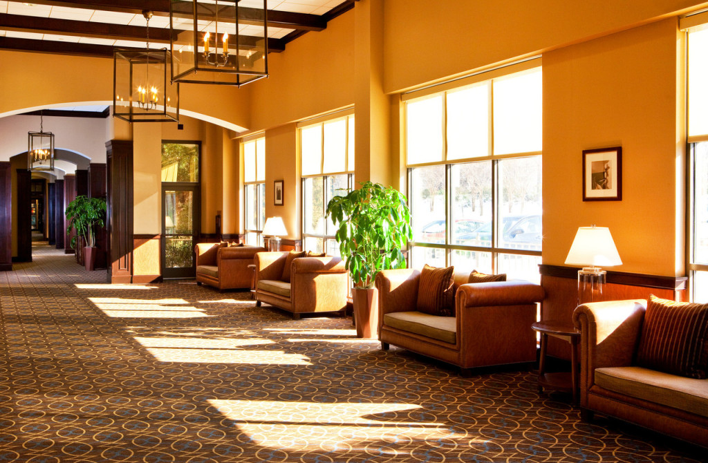 Calvert Ballroom Pre-function Area in  Daylight