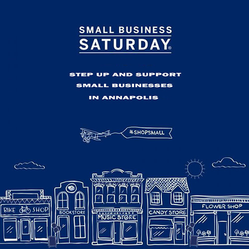 Small Business Saturday in Annapolis