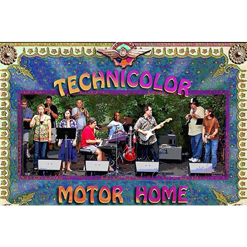 Technicolor Motor Home: A Steely Dan Tribute