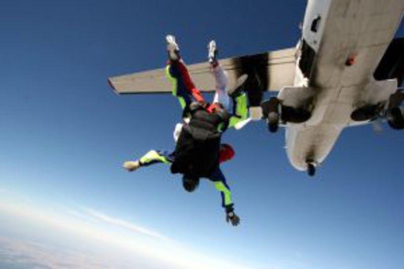 Start Skydiving Team Fastrax