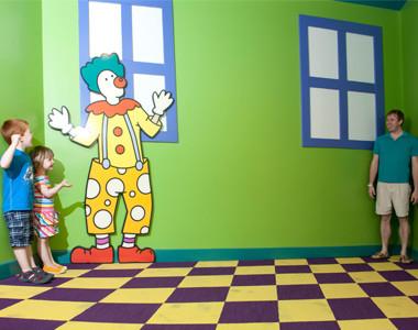 A-Maze Funhouse Family