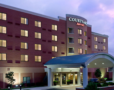 Courtyard by Marriott North Exterior